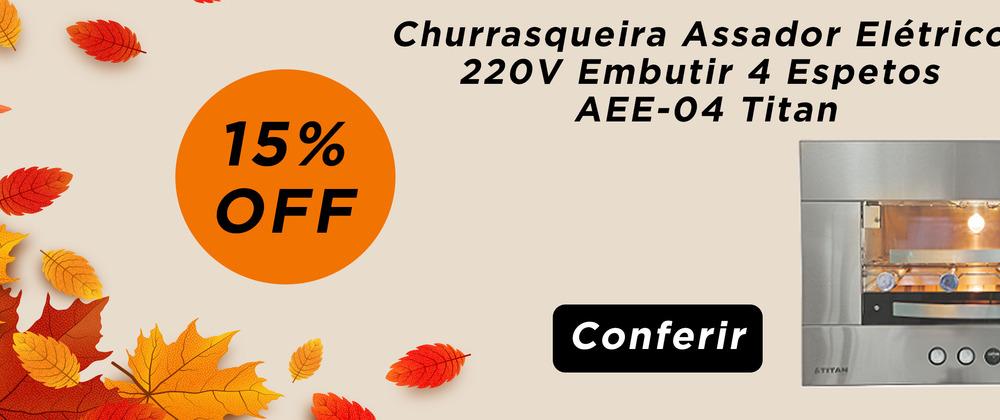 Churrasqueira 15655