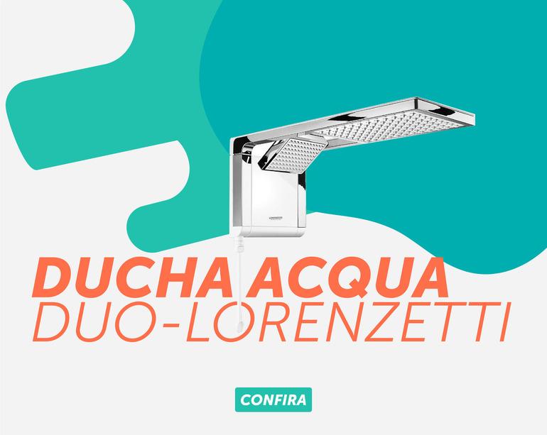 Ducha Aqua Duo Lorenzetti
