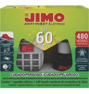 JIMO ANTI-INSET KIT 60 NOITES C/APARELHO - ONU3077