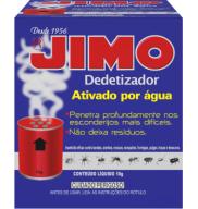 JIMO DEDETIZADOR ATIVO P/AGUA 10G
