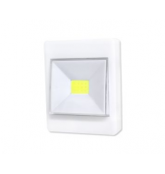 LUMINARIA MINI LED PILHA 6500K 3W - TASCHIBRA