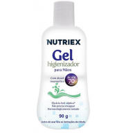 ALCOOL GEL 90G - NUTRIEX