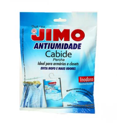 JIMO ANTIUMIDADE CAB BOLSA PLAST + REFIL 250G INODORO