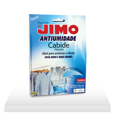 Anti-umidade 200 g Jimo