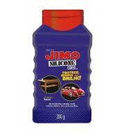 JIMO SILICONE GEL P/ MOVEIS E CARROS 200G NATURAL