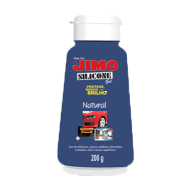 JIMO SILICONE GEL P/ MOVEIS E CARROS 200G NATURAL