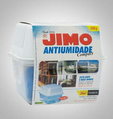 JIMO ANTIUMIDADE SUP PLASTICO 200G INODORO - JIMO