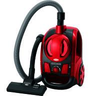 Aspirador de Pó Ciclônico Vermelho Metálico 127V Black & Decker