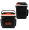 Mini Geladeira De Viagem Portátil 24 Litros 12v Black & Decker