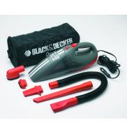 Aspirador Automotivo Ciclônico Com Kit 12V Black & Decker