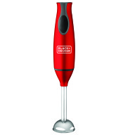 Mixer Vertical 2 Velocidades Vermelho Metálico 127V Black & Decker