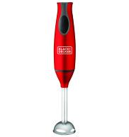 Mixer Vertical 2 Velocidades Vermelho Metálico 220V Black & Decker