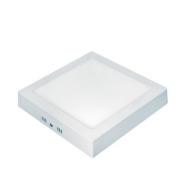 Painel Led Sobrepor Branco Quadrado 17W 6500K Taschibra