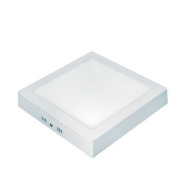 Painel Led Sobrepor Branco Quadrado 22W 6500K Taschibra