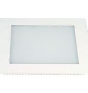 Painel Led Embutir Quadrado 17X17 12W 6500K - Taschibra