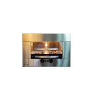 Churrasqueira Assador Embutir Gás 4 Espetos AGE-04 Titan
