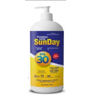 PROTETOR SOLAR FPS30 UVA SUNDAY 1L - NUTRIEX