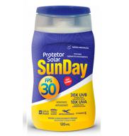 PROTETOR SOLAR FPS30 UVA 120ML SUNDAY - NUTRIEX