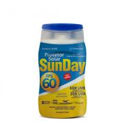 PROTETOR SOLAR FPS60 1/3 UVA SUNDAY 120ML  - NUTRIEX